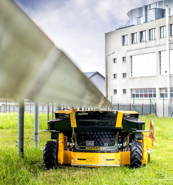 5 Benefits of Remote Control Mowers 1