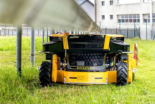 SPIDER Mower 2SGS EFI